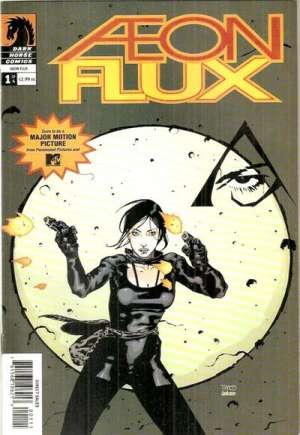 Aeon Flux (2005-2006)#1