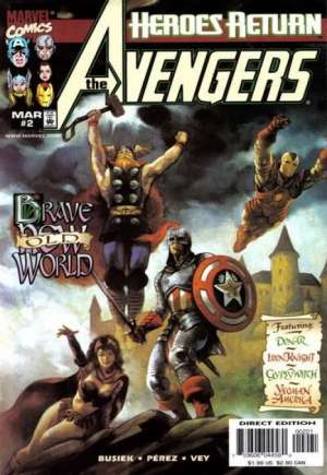 Avengers (1998-2004)#2C