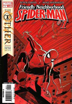 Friendly Neighborhood Spider-Man (2005-2007)#1A