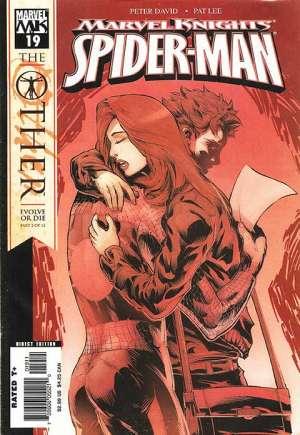 Marvel Knights Spider-Man (2004-2006)#19A