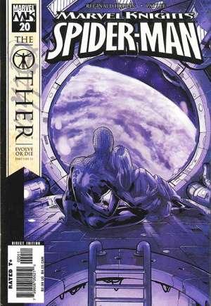 Marvel Knights Spider-Man (2004-2006)#20A