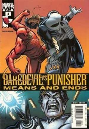 Daredevil vs. Punisher: Means and Ends#4