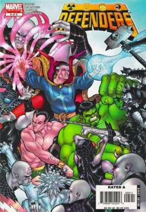 Defenders (2005-2006)#5