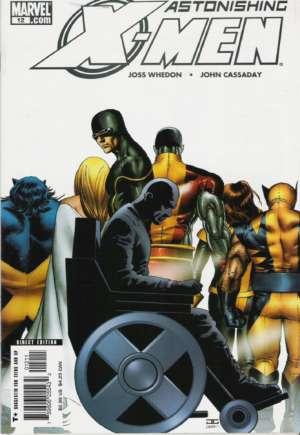 Astonishing X-Men (2004-2013)#12A