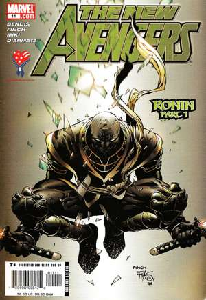 New Avengers (2005-2010)#11B