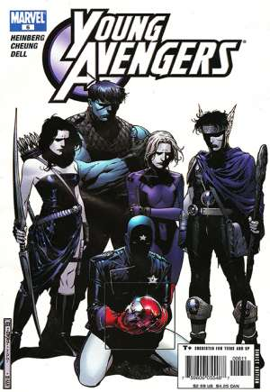 Young Avengers (2005-2006)#6