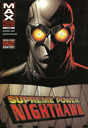 Supreme Power: Nighthawk (2005-2006)#1