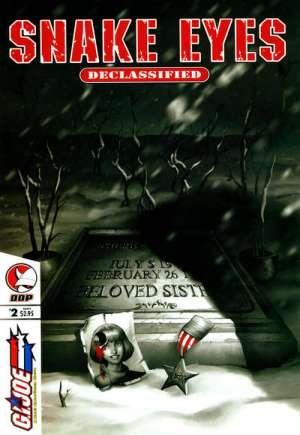 Snake Eyes: Declassified#2