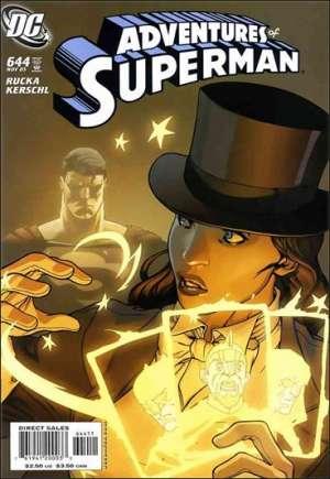 Adventures of Superman (1987-2006)#644