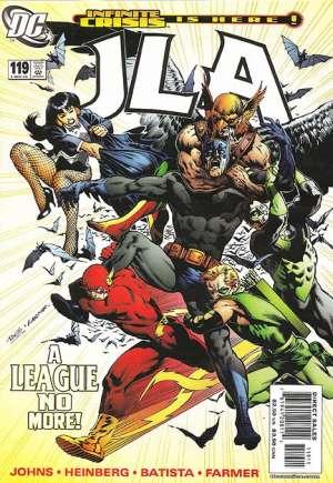 JLA (1997-2006)#119