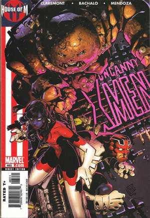 Uncanny X-Men (1963-2011)#465B