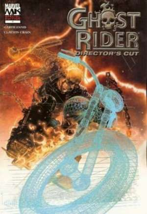 Ghost Rider (2005-2006)#1D