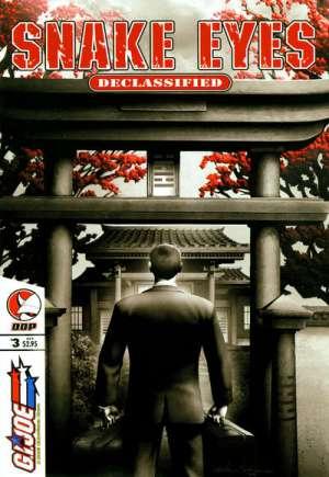 Snake Eyes: Declassified#3