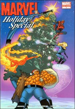 Marvel Holiday Special (1991-Present)#2005