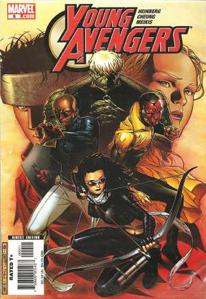 Young Avengers (2005-2006)#9