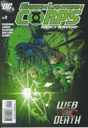 Green Lantern Corps: Recharge#2