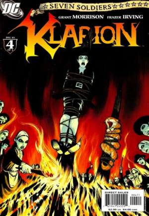 Seven Soldiers: Klarion the Witch Boy (2005)#4