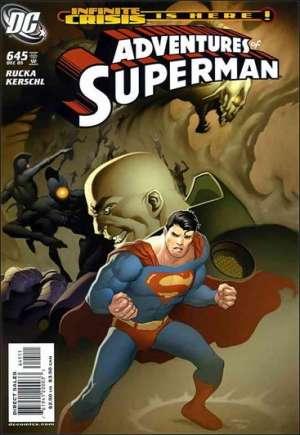 Adventures of Superman (1987-2006)#645