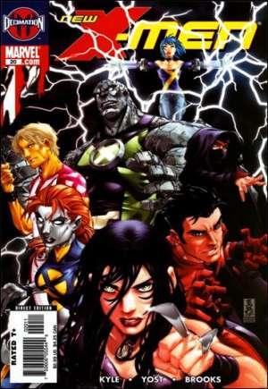 New X-Men (2006-2008)#20A
