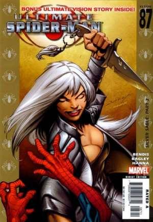 Ultimate Spider-Man (2000-2009)#87B