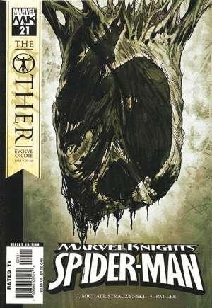 Marvel Knights Spider-Man (2004-2006)#21A