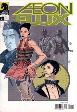 Aeon Flux (2005-2006)#2