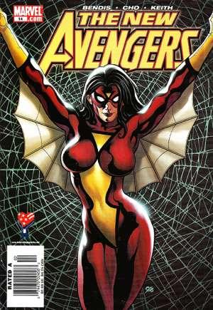New Avengers (2005-2010)#14A
