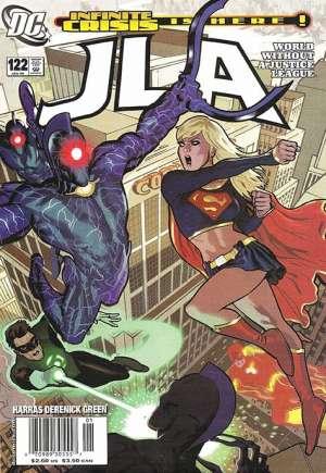 JLA (1997-2006)#122