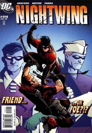 Nightwing (1996-2009)#114