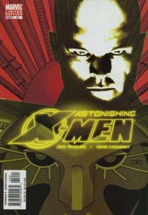 Astonishing X-Men (2004-2013)#10B