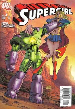 Supergirl (2005-2011)#3B