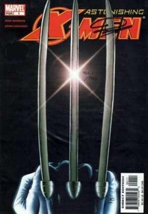 Astonishing X-Men (2004-2013)#1F