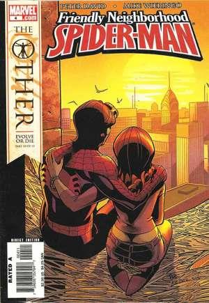 Friendly Neighborhood Spider-Man (2005-2007)#4A
