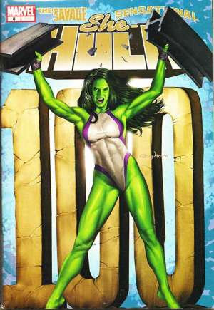 She-Hulk (2005-2009)#3