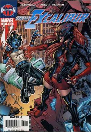 New Excalibur (2006-2007)#2