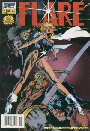 Flare (1988-1989)#2