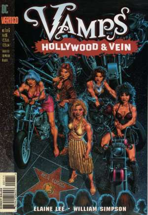 Vamps: Hollywood and Vein (1996)#1