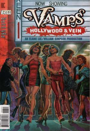 Vamps: Hollywood and Vein (1996)#6