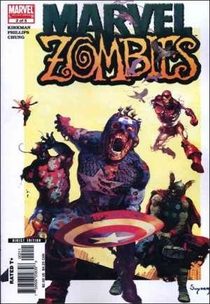 Marvel Zombies (2006)#2