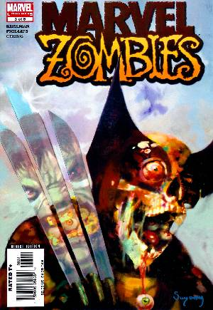 Marvel Zombies (2006) #3A