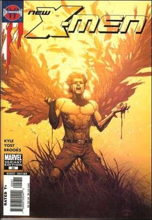 New X-Men (2006-2008)#20C
