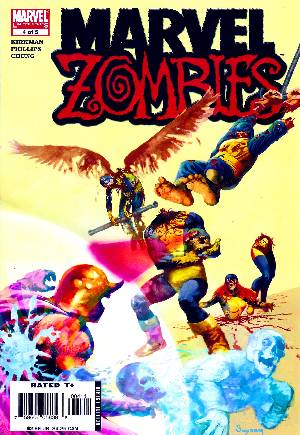 Marvel Zombies (2006) #4A