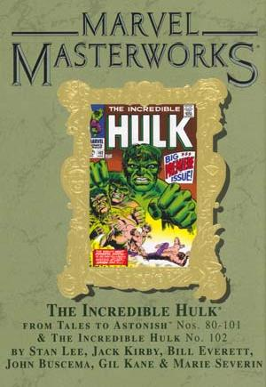 Marvel Masterworks: The Incredible Hulk (2003-Present)#HC Vol 3B