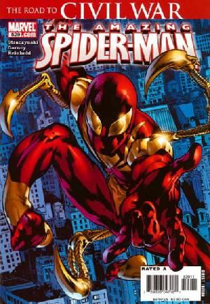 Amazing Spider-Man (1999-2014)#529A