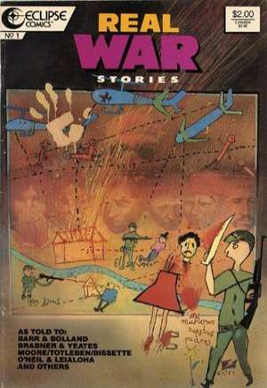 Real War Stories (1987-1992)#1B