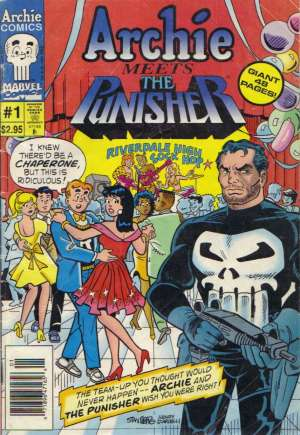 Archie Meets the Punisher#1