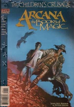 Arcana Annual#1