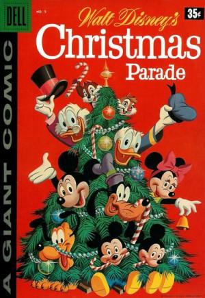 Walt Disney's Christmas Parade (1949-1958)#9