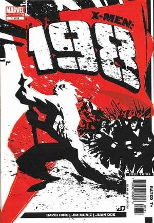 X-Men: The 198 (2006)#1
