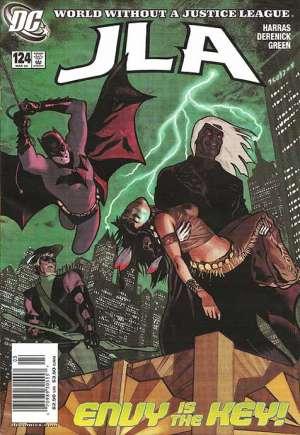 JLA (1997-2006)#124